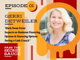 Image of Black Swan Event Impacts on Business Financing Options & Financing Options During a Cash Crunch with Gerri Detweiler