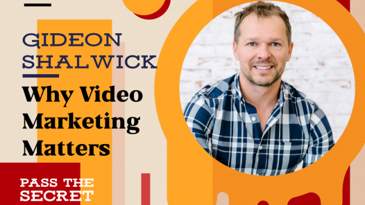Image ofWhy Video Marketing Matters with Gideon Shalwick