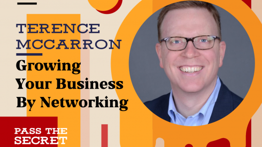 Image of TGrowing Your Business By Networking with Terence McCarron