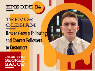 Image of Content Strategy: How to Grow a Following and Convert Followers to Customers with Trevor Oldham