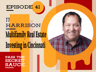 Multifamily Real Estate Investing in Cincinnati with JJ Harrison