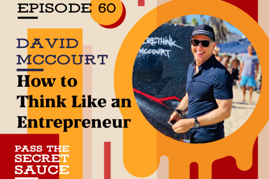 How to Think Like an Entrepreneur with David McCourt