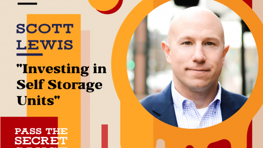 Investing in Self Storage Units with Scott Lewis
