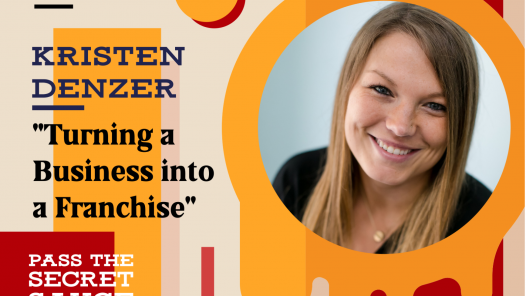 Turning a Business into a Franchise with Kristen Denzer