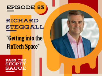 Getting into the FinTech Space with Richard Steggall