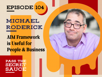 How AIM Framework is Useful for People and Business with Michael Roderick