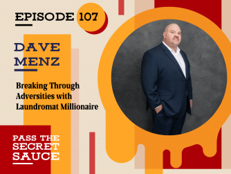 Breaking Through Adversities with Laundromat Millionaire Dave Menz