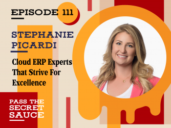 Cloud ERP Experts That Strive For Excellence with Stephanie Picardi